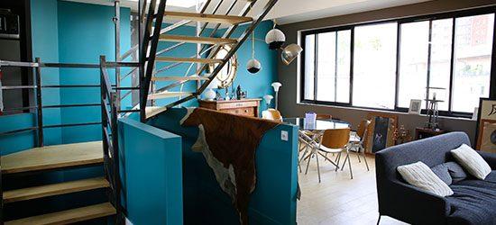 sur l vation d un appartement en centre ville de toulouse. Black Bedroom Furniture Sets. Home Design Ideas